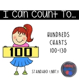 I Can Count to... Hundreds Chart (1.NBT.1)