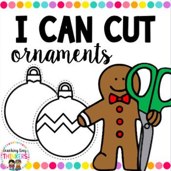 I Can Cut: Ornaments