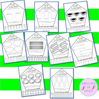 Look! I Can Divide! Classroom Banners- Math Center