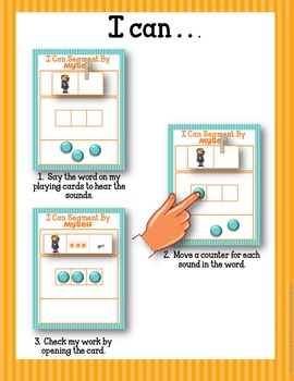 I Can Do It Myself: Segmenting Self-Correcting, Differentiated (Color or B/W)