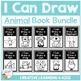 I Can Draw Animals Book Bundle