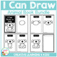 I Can Draw Animals Book Bundle