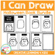 I Can Draw Halloween Book Bundle