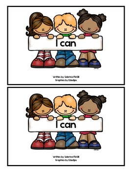 I Can (Emergent Reader)