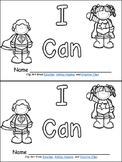 I Can Emergent Reader for Kindergarten- Level A