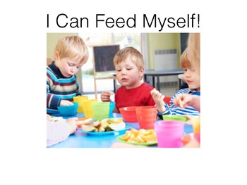 I Can Feed Myself! Social Story