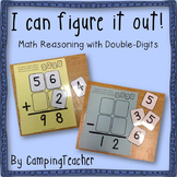 Math Reasoning Double-Digit Numbers Addition Subtraction C