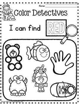 I Can Find Colors!