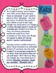 """I Can"" First Grade Common Core (Math) Streamers"