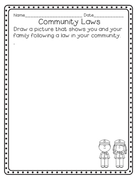I Can Follow Community Laws!
