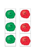 I Can Follow Play-Doh Rules: Behavior Chart