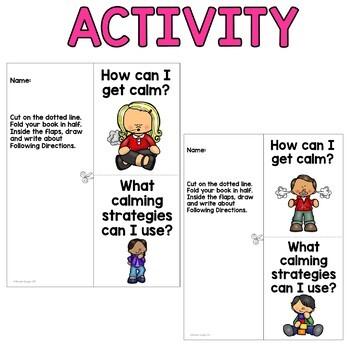 Social Story: I Can Get Calm