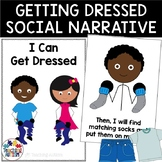 Social Story Getting Dressed