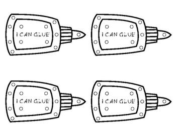 I Can Glue!