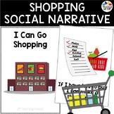 Social Story Going Shopping