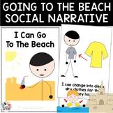 Social Story I Can Go To The Beach
