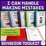 I Can Handle Making Mistakes Behavioral Toolkit with Social Narratives
