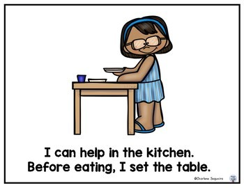 I Can Help In The Kitchen