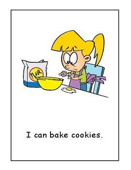 I Can Help! Wonders Kindergarten Big Book (Unit 1)