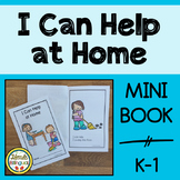I Can Help at Home Mini Book