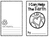 I Can Help the Earth [an Earth Day mini book]