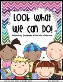 I Can / I Know Classroom Functioning Skills Book/Posters