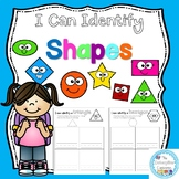I Can Identify Shapes