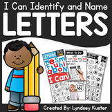 I Can Identify and Name Letters