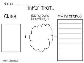 I Can Infer