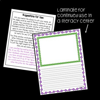 I Can Infer! Mix and Match Inference Activities