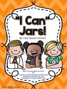 """I Can"" Jars"