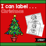 I Can Label . . . Christmas