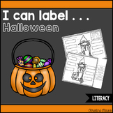 I Can Label . . . Halloween