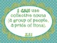 """""""I Can"""" Language Posters - Common Core Aligned - Grade 2"""