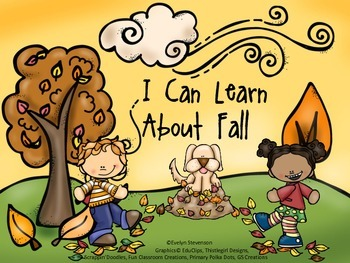 I Can Learn About Fall