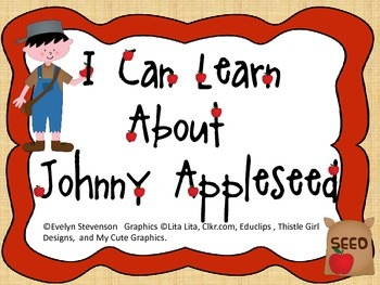 I Can Learn About Johnny Appleseed