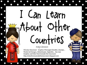 I Can Learn About Other Countries