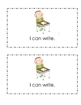 I Can Learn Emergent Reader
