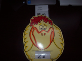 Alphabet Game - Super Chicken
