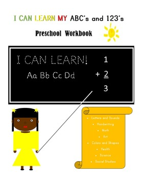 I Can Learn My ABC's and 123's
