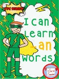 I Can Learn -an CVC Words