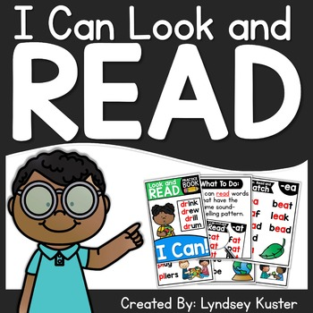 I Can Look and Read