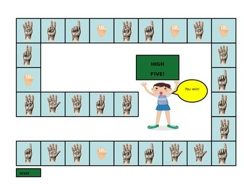 I Can Make 5  Math Games - 4 Printable Games with Recording Sheets