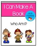 I Can Make A Book - Who Am I?