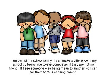 I Can Make A Difference! Self Esteem Book