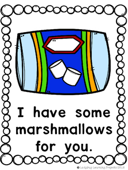 I Can Make Hot Chocolate For You!  (A Sight Word Reader and Teacher Lap Book)