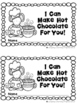 I Can Make Hot Chocolate For You!  (A Sight Word Reader an