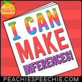 I Can Make Inferences Using Text Evidence No Prep Workbook