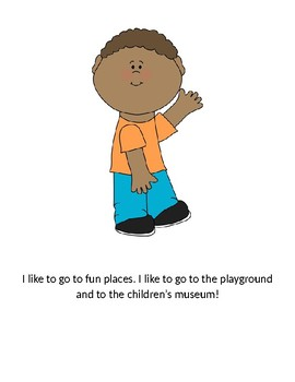 I Can Make New Friends: A Social Story for Children with Autism