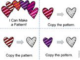 I Can Make a Pattern - A Valentine Book